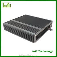 Iwill X4 mini itx aluminum case for industrial pc