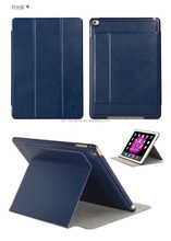 wholesale leather smart cover case for ipad air 2 sleep wake HH-IP608-15