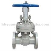 KS cast steel 10K/20K gate valve