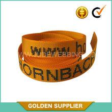 factory custom elastic jacquard webbing for cam buckle strap
