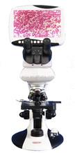 U série LCD les microscopes biologiques prix / medcal instrument / usb numérique multi - fonction microscope avec écran LCD