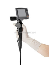 single use flexible video intubating scope with led light source to have intubation in anesthesia