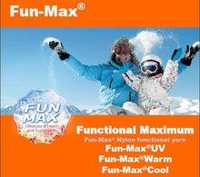 nylon 6 yarns UV prevention functional fiber