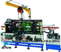 CNC Horizontal Motor Stator Metal Wire Forming Machine