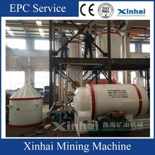 Alluvial Gold Mining Washing Plant , Gold Extracting Equipment