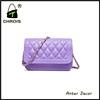 Promotion women pu leather channel messenger bag