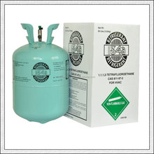 r134a refrigerant gas for air conditioning with 99.9% purity
