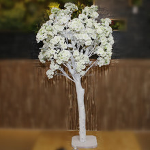 Artificial cherry blossom tree wedding decoration centerpieces