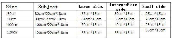 плюс размер 80 90 1 метров рыболовные снасти сумку род большой емкости