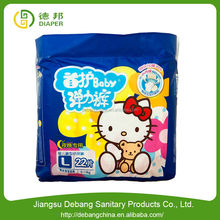 Biodegradable Easy use baby diapers vietnam