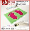 waterproof plastic pvc door mat for bathroom