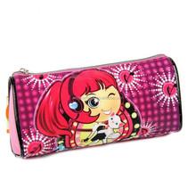 Kids pencil bag Children Pencil Case Pink pink cosmetic pencil case