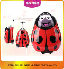 ABS PC trolley school bags boys and girls