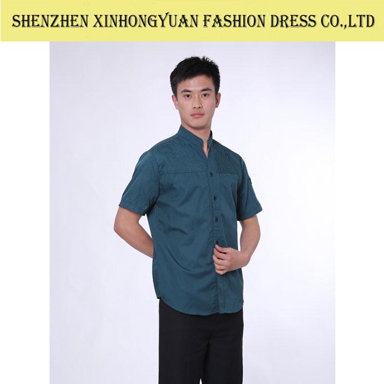 Restaurant waiters waitress shirt uniforms chef uniform for Restaurant uniform shirts wholesale
