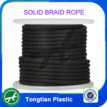 Color pp pe braided polyamide rope