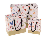 High quality china new style paper grocery bags