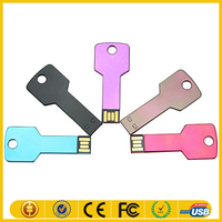 Promotion custom car key shape usb flash with factory price