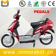 "16"" 48V 350W/500W moped Electric scooter with pedals CE certificate Road Legal ---LS1"