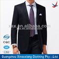 Profesional fabricante de trajes, los hombres de trajes de negocios, traje de hombre