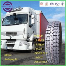 Top quality cheap chinese tires suitable for minning and supplier rims and tyre 11.00R20 and used tires for sale wholesale