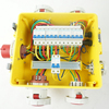 High Quality IP44 IP67 Plug Socket Board Power European Box DCU Outbox