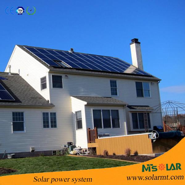1kw 2kw 3kw Home Solar Panel System 16000w Solar Generator