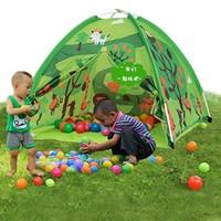 Lightweight Mongolian Yurt for Kids Outdoor Camping