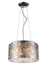 Factory Modern Silver steel Hanging light Pendant light