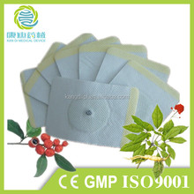 customized for your logo, brand, samples Modern design OEM Fat reducing weight loss Slimming patch