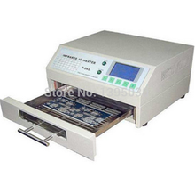 Free Shipping By DHL 1PC T-962 Infrared IC Heater SMD BGA Reflow Oven Equipment 180m T962 Rework Preheating Station