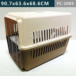 pet fight travel cage kennel Dog Flight Carrier
