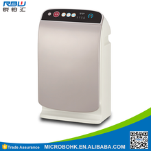 Professional negative ions environizer ozone air purifier fa50