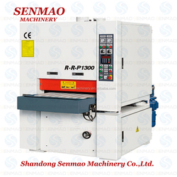 wide head sanding machine/belt finish sander