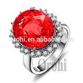 nuevos productos de circonio 2015 925 anillo de plata de ley cz piedras preciosas anillo en alibaba hg369gar ruso