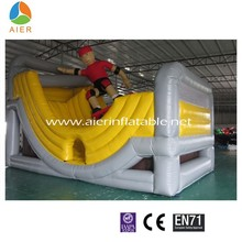 Scooter Inflatable Slide for sale , Inflatable slip n slide for adult