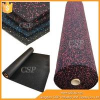 non-toxic gym rubber floor mat