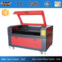 MC1390 portable laser metal cutting machine mini cnc laser cutting machine hobby laser cutting machine with Single head
