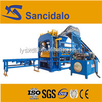 QT4-15 automatic block making machine germany technology