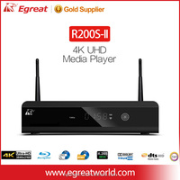 """Egreat R200S-II dvb-t recorder hdd media player full hd 1080p hisilicon Hi3798m UHD 4K MEDIA PLAYER HDMI support 3.5"""" HDD inside"""