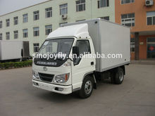 tipper rubbish truck right hand drive van