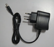 9.6v 500ma ac / dc power adapter manufactures & suppliers & exporters