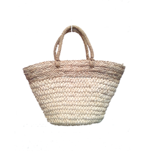 Fashion latest natural straw bag for woman shopping bag