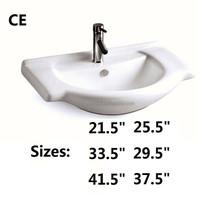 CE Cabinet basin cabinet sink ceramic basin lavabory basin 821