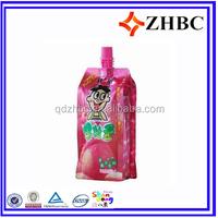 plastic sauce food packaging bag