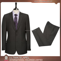 men suit free size factory price top brand coat and pants