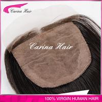 Brazilian human hair extension, wholesale brazilian silk base, 7a virgin hair weft 100% natural indian human hair price list