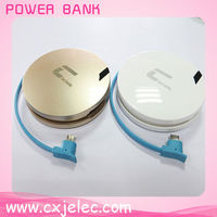 3000mah portable chargers for cell phones