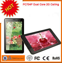 Pierre Cardin Android smart tablet pc 7 inch with dual SIM camera