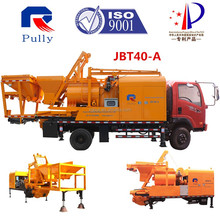 Mobile concrete mixer prices,truck concrete mixer pump for sale india