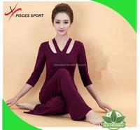 quality custom style eco-friendly yoga pants for sexy women